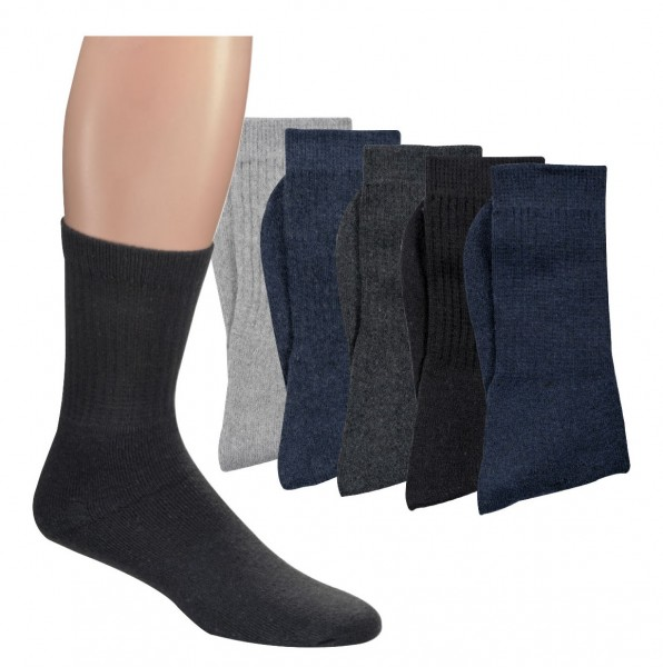 Tennissocken/43-46 * 100er-VE