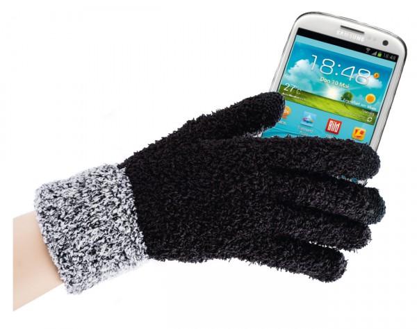 Smartphone-Kuschel-Handschuhe