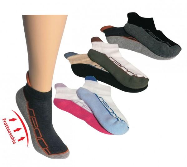 """Sneakers"" Sport- und Funktionssocken * 2er-Bündel"