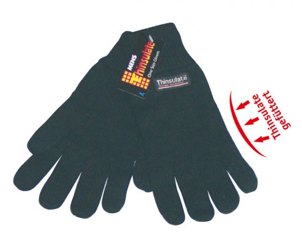 Herren-Thermo-Handschuhe - Thinsulate®