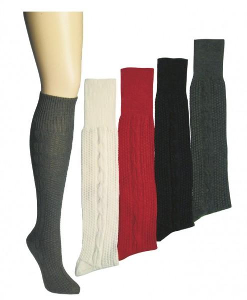 Kniebundhosen-Strümpfe * 2er-Bündel