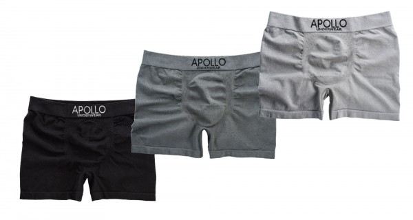 Boxer-Short SEAMLESS * 3er-Pack