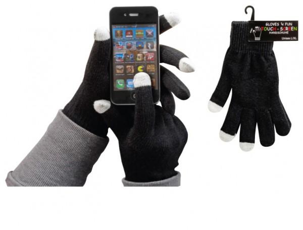 Smartphone-Handschuhe (S/M) * 60er-Sortiment