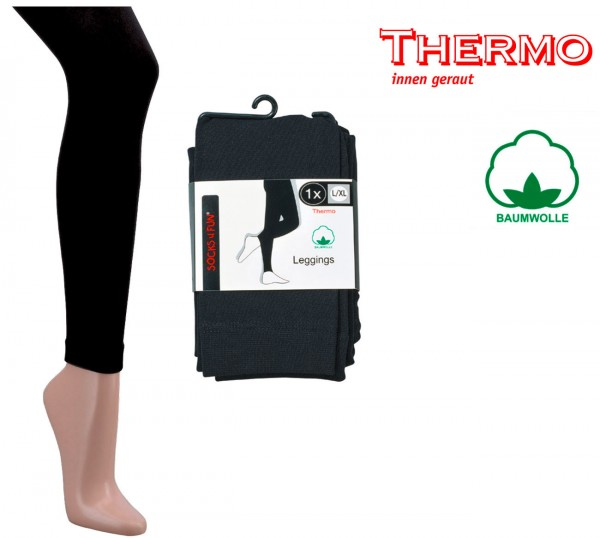 "Damen Thermo-Leggings ""Baumwolle"""