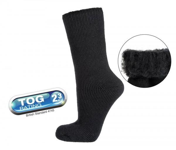TOG THERMO-Vollplüsch-Socken