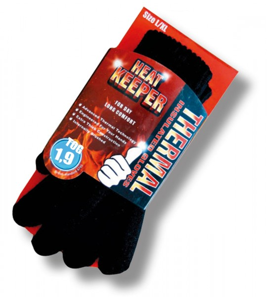 HEAT KEEPER® Handschuhe * 60er-Sortiment