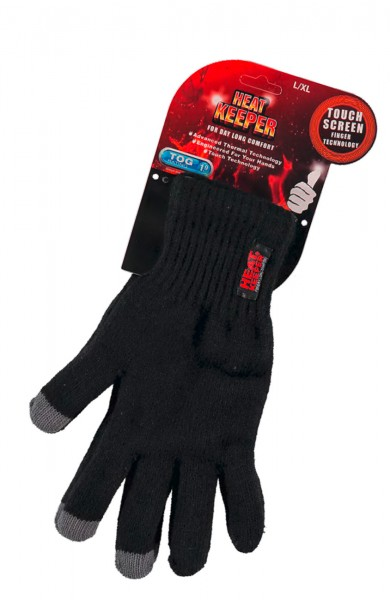 "HEAT KEEPER® Thermo-""I-touch""-Handschuhe * 60er-Originalkarton"