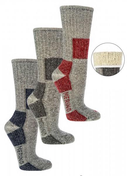 85% Merino Trekking-Socken