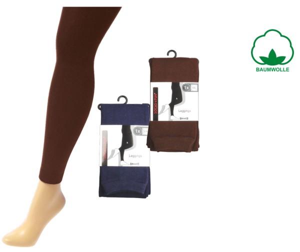 Leggings, Baumwolle - 200-Nadel-Qualität