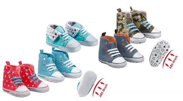 Baby-Sneakers-Schühchen