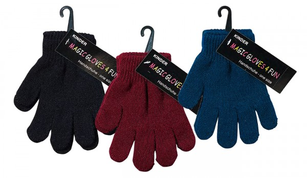 "Kinder-Handschuhe ""Magic-Gloves"""