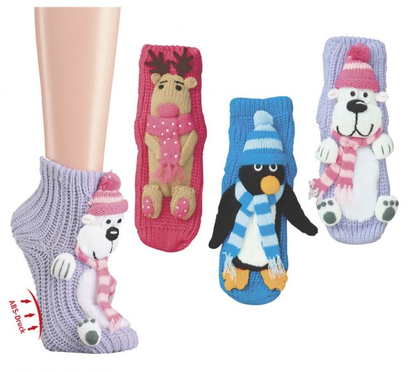 "Homesocks ""Wintertiere"""