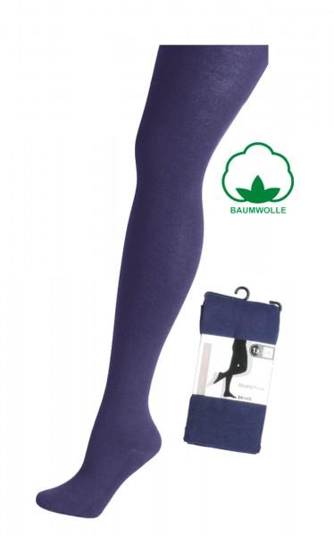 L/XL Strumpfhose/Baumwolle - 200-Nadel-Qualität