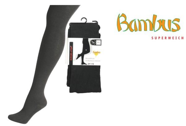 """Strumpfhose """"BAMBUS"""" - 200-Nadel-Qualität"""